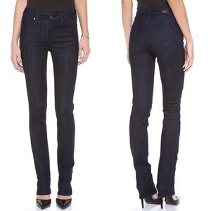 • PAIGE • Hoxton Straight High Rise Jeans Shelby